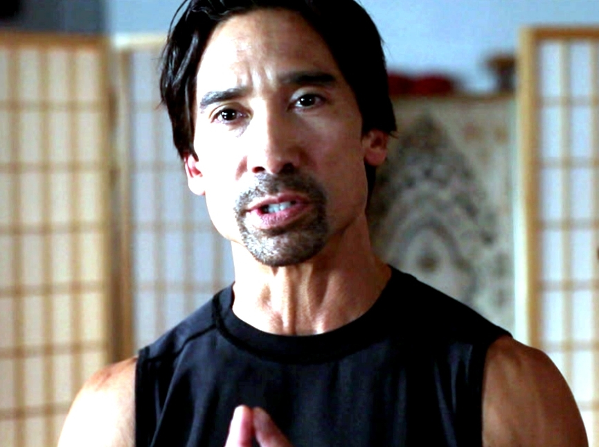 """Mortal Kombat"" movie star Keith Cooke talks about life, martial arts, and his future"