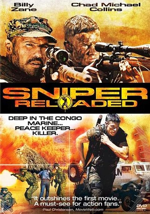 REVIEW: Sniper Reloaded (2011)