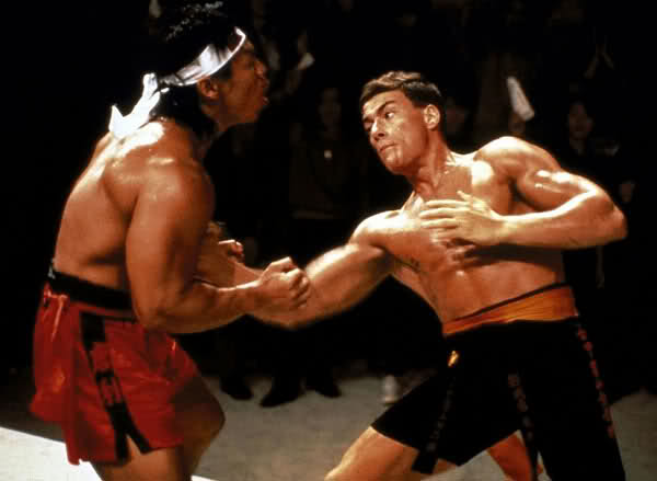 The remake of Bloodsport…?