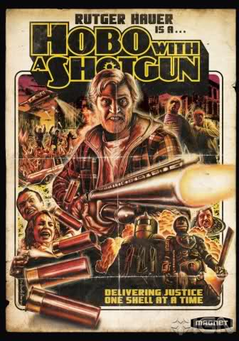 REVIEW: Hobo with a Shotgun (2011)