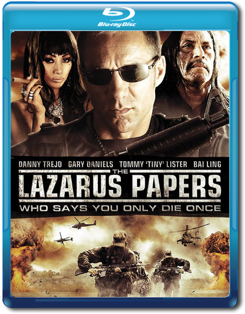 Review: Lazarus Papers aka The Mercenary (2010)