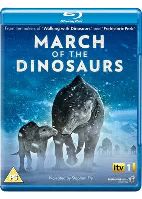 REVIEW: March of the Dinosaurs (2011)