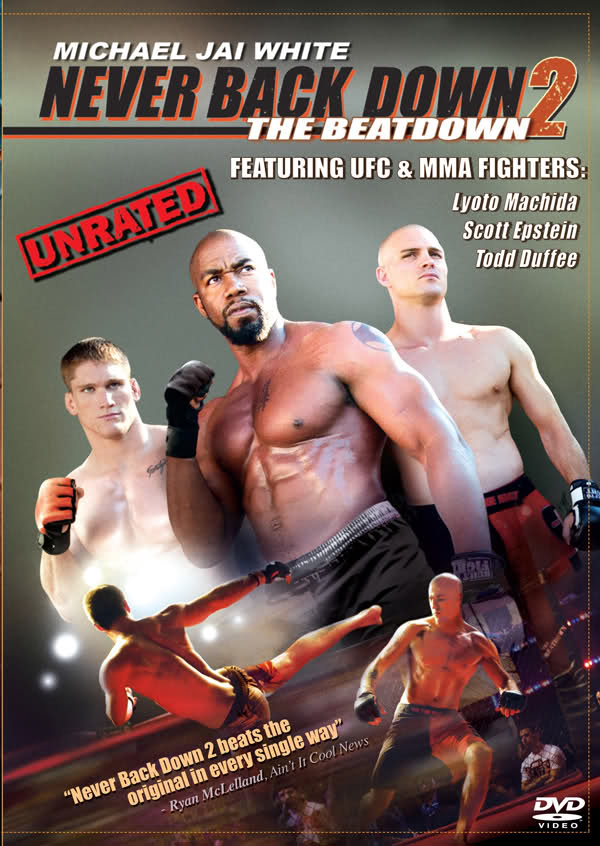 "Michael Jai White and ""Never Back Down 2: The Beatdown"" – VIDEO"