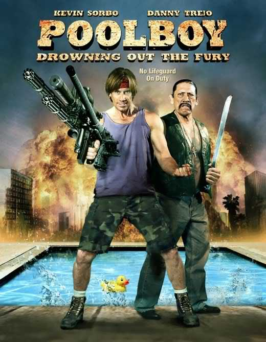 REVIEW: PoolBoy: Drowning out the Fury (2011)