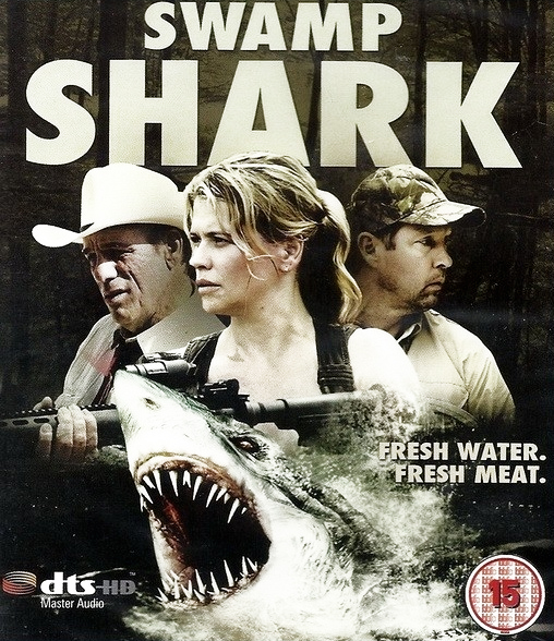 REVIEW: Swamp Shark (2011)