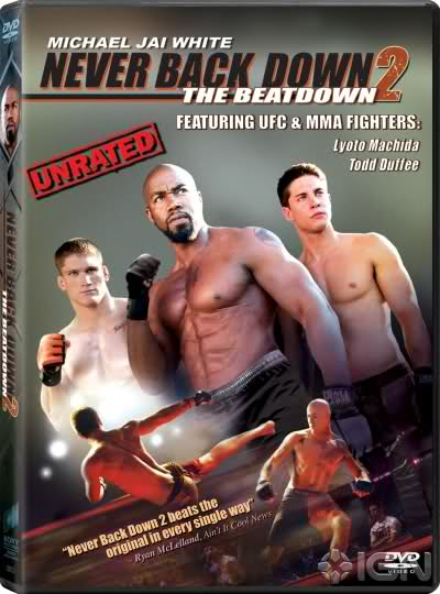 REVIEW: Never Back Down 2 (2011)