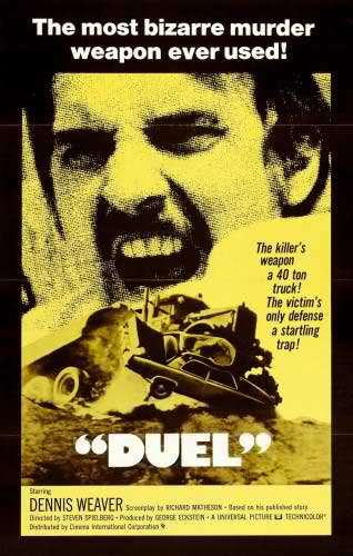 REVIEW: Duel (1971)