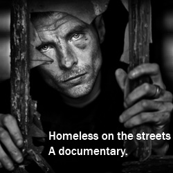 WATCH ONLINE: Homeless on the Streets. A documentary (BBC)