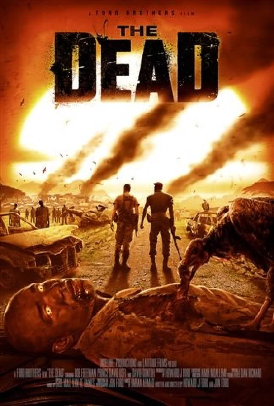REVIEW: The Dead (2011) + trailer