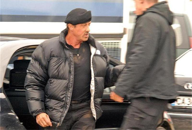"""Expendables 2"" update: photos from the set"