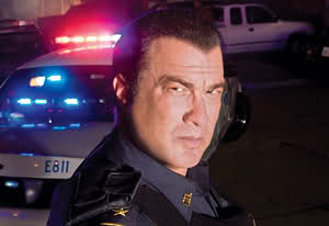 No more reality shows: Steven Seagal to become a real cop