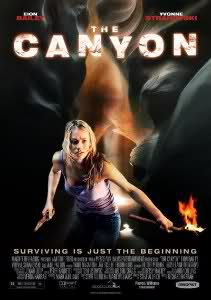 REVIEW: The Canyon (2009) + trailer