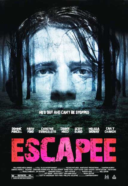 REVIEW: Escapee (2011) + trailer