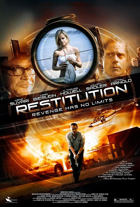 REVIEW: Restitution (2011) + trailer