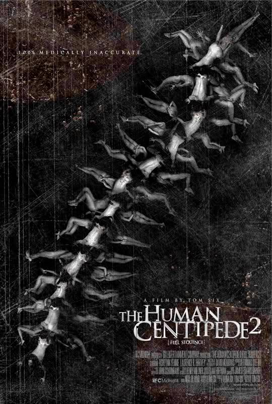 REVIEW: Human Centipede 2 (2011)