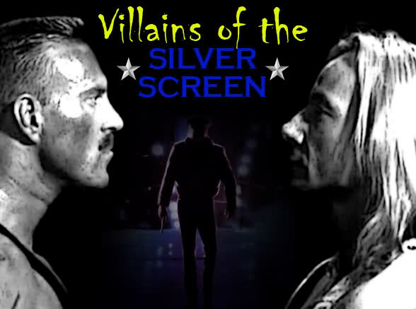 """Villains of the Silver Screen"" – 6th release: Jim Beckett"