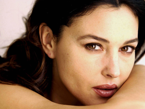 "Monica Bellucci can appear in ""Baku, I love you"" series"