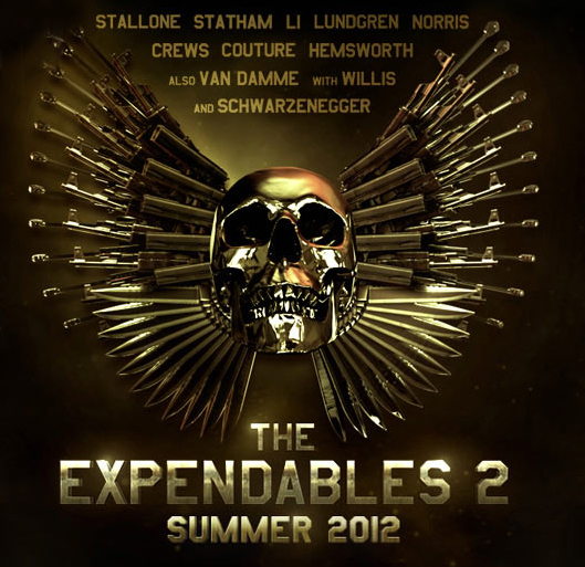 "EXCLUSIVE: Film industry people share opinions on ""Expendables 2"""
