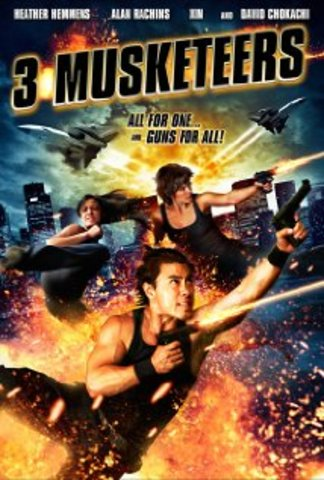 REVIEW: 3 Musketeers (2011)