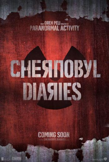 """Chernobyl Diaries"": what was left after the world's worst nuclear catastrophe…?"