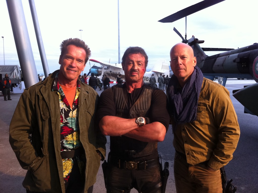 PHOTO GALLERY: The Expendables 2 (2012)