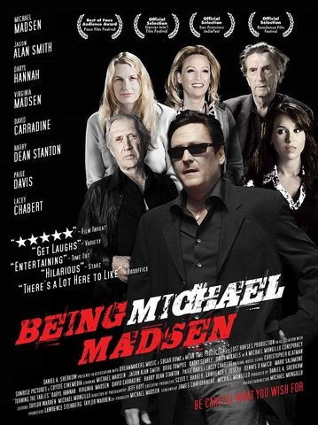 REVIEW: Being Michael Madsen (2007)