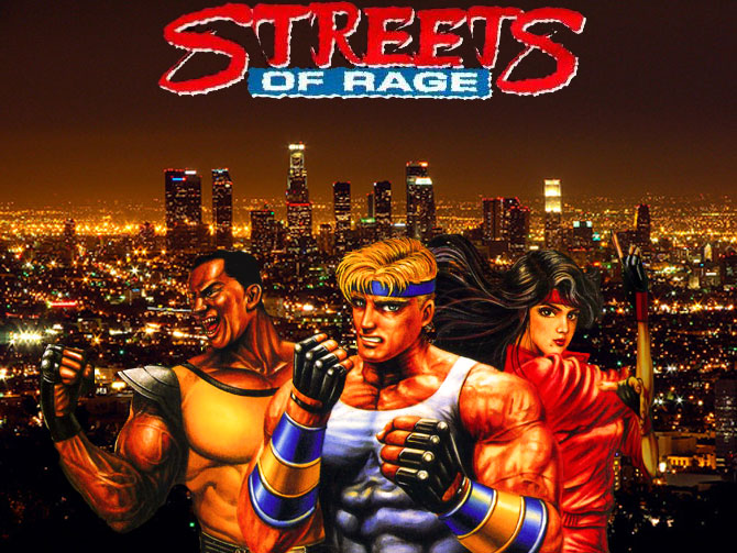 "Game becomes film: ""Streets of Rage"" trilogy (1991-1994)"