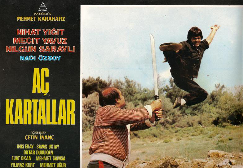 WATCH ONLINE: Turkish Bruce Lee aka Starving Eagles (1984)