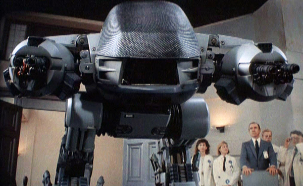 "Behind the scenes: Making of ED-209 from ""Robocop"" – VIDEO"