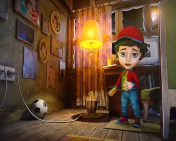 Azerbaijan to present country's first 3D cartoon soon (video)