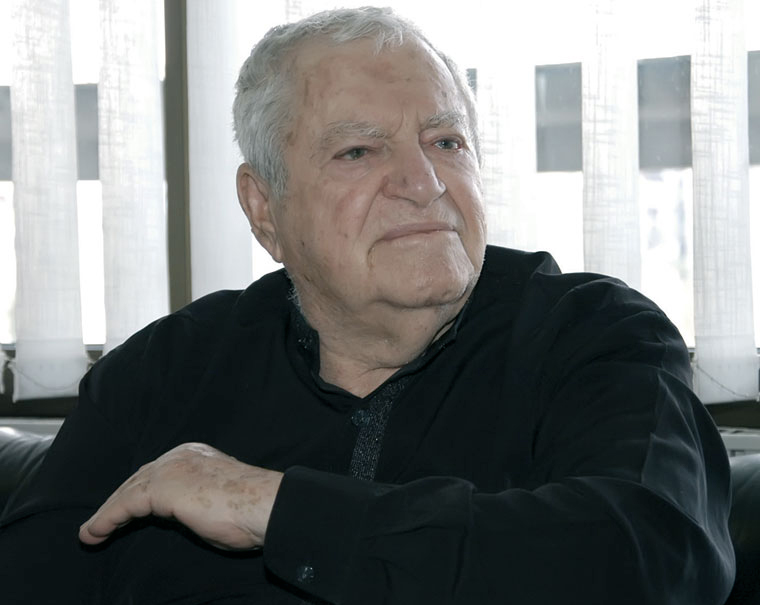 BZFilm talks to legendary producer Menahem Golan (exclusive)