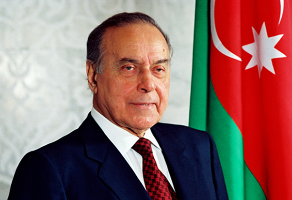 New feature film about Azerbaijan's national leader Heydar Aliyev in production