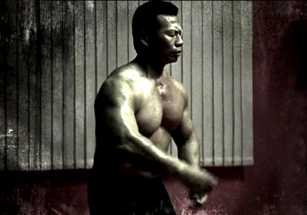 12 fights: a video tribute to Bolo Yeung