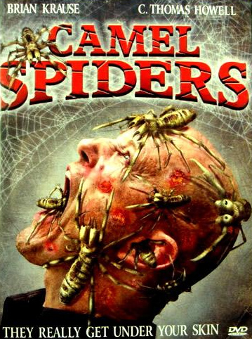 REVIEW: Camel Spiders (2011)