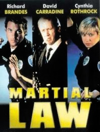 WATCH ONLINE: Martial Law (1991)