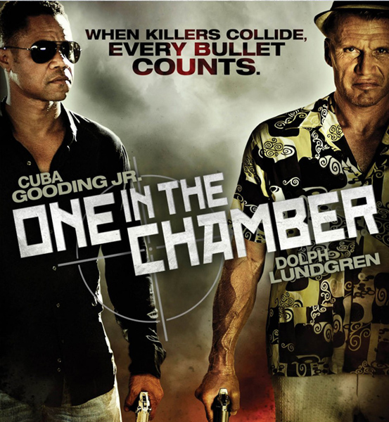 REVIEW: One in the Chamber (2012) + trailer