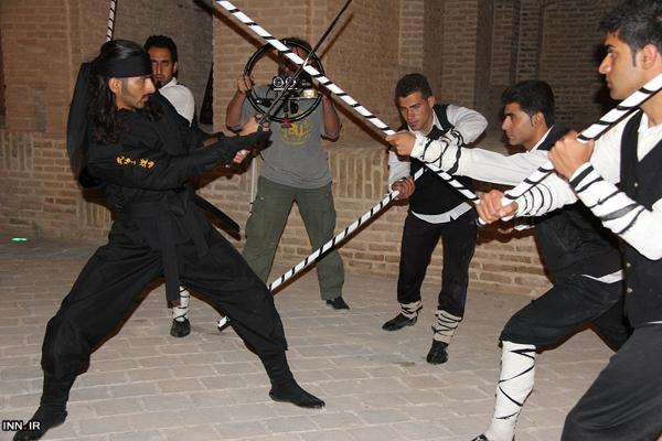 Iran to make country's first ever 3D martial arts film – PHOTOS