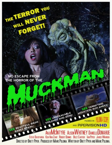 REVIEW: Muckman (2009)