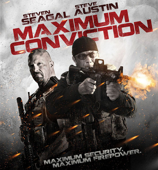 REVIEW: Maximum Conviction (2012)