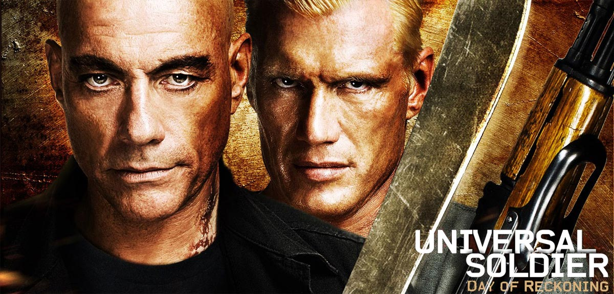 REVIEW – Universal Soldier: Day of Reckoning (2012)