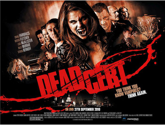 REVIEW: Dead Cert (2010)