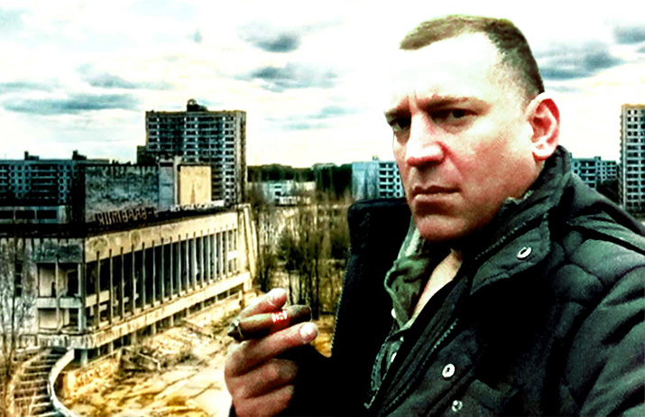 "Exclusive interview with Dimitri Diatchenko from ""Chernobyl Diaries"""