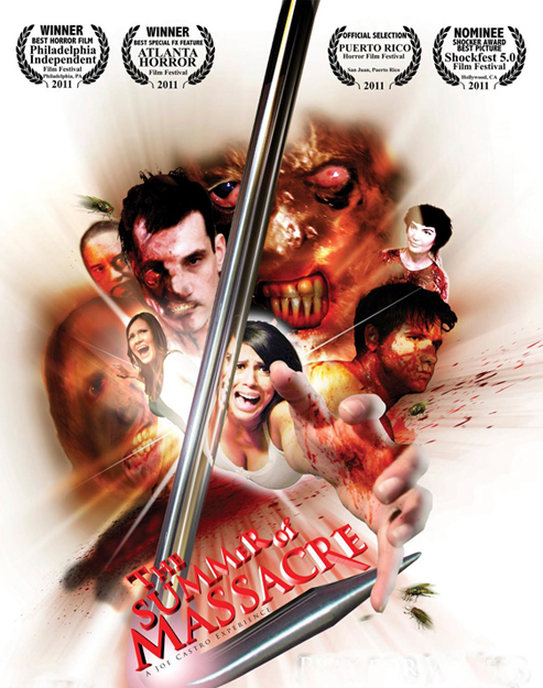 Review: The Summer of Massacre (2011)