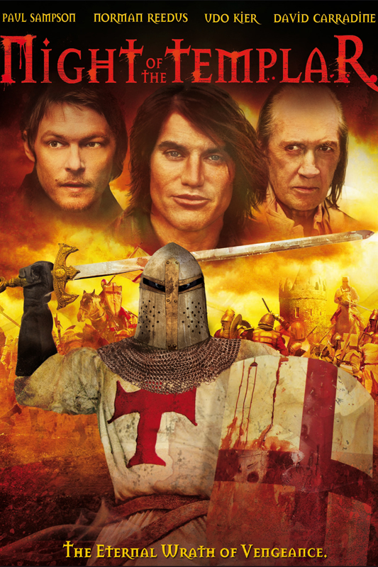 REVIEW: Night of the Templar (2012)