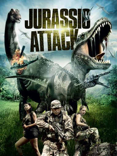 REVIEW: Jurassic Attack (2013)
