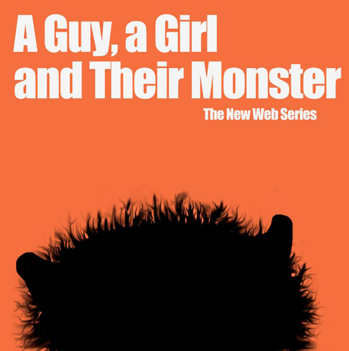 guy-girl-monster-poster