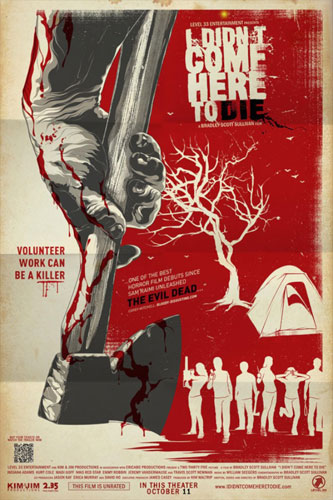 REVIEW: I Didn't Come Here to Die (2010)