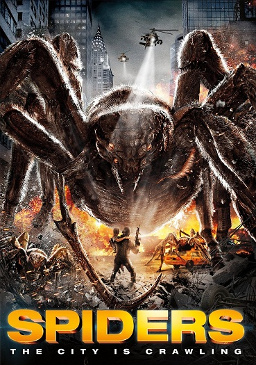 REVIEW: Spiders (2013)