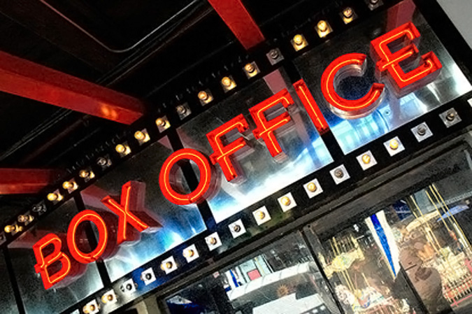 2012 global box office hits $34.7 billion – a 6 percent increase over 2011