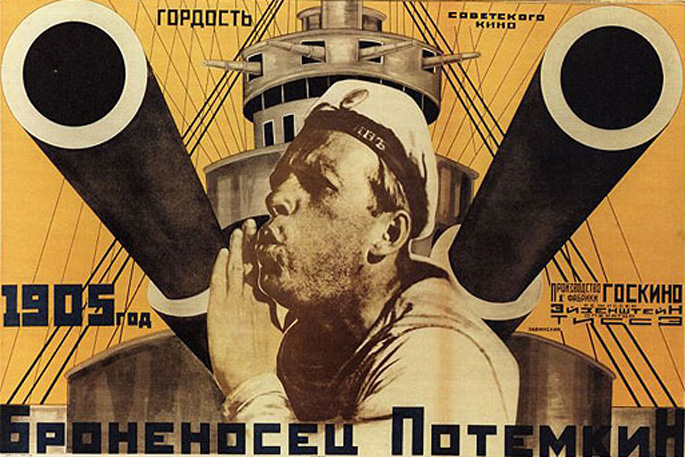 """100 great Soviet Union and Russian films"""